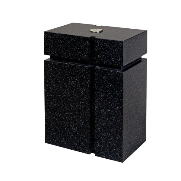 Funeral urns for ashes - Black Gloria 2